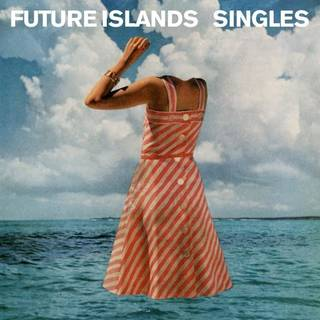 """Pictured is the cover art for Future Islands' latest record, """"Singles."""" Future Islands' videos could soon be dropped by YouTube if the band's label, XL Recordings, doesn't sign a licensing agreement with the social video network's music subscription service."""