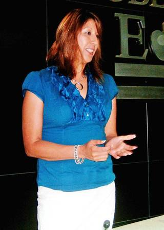 Stephanie Bills was appointed to the Edmond school board during this week's board meeting. Steve Gust - For The Oklahoman