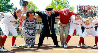 PHOTO COURTESY OU ATHLETICS COMMUNICATIONS Ty Russell