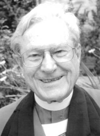 Rt. Rev. Gerald Nicholas McAllister, retired bishop of the Episcopal Diocese of Oklahoma
