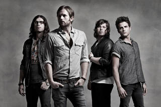 """Grammy-winning rockers Kings of Leon, who have Oklahoma ties, will perform at """"Rock for Oklahoma,"""" a July 23 tornado benefit concert at Chesapeake Energy Arena. Photo provided."""