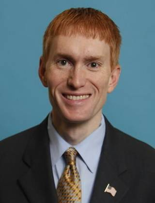 James Lankford, a candidate in Oklahoma's 5th Congressional District's GOP primary, in Oklahoma City. AP Photo