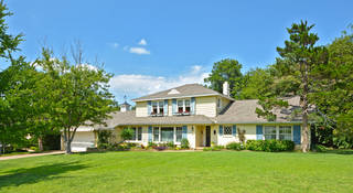 The Listing of the Week,1423 Canterbury Place in Nichols Hills. PHOTO PROVIDED