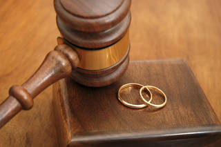 About half of all marriages in the United States end in divorce.