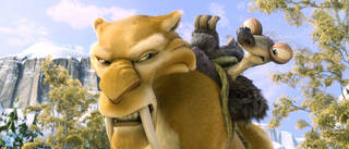 "Denis Leary is the voice of the tiger Diego, pictured here with Granny (Wanda Sykes) in the movie ""Ice Age: Continental Drift."" PHOTO PROVIDED."
