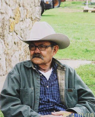 """Damon """"Chub"""" Anderson was the last man to see E.C. Mullendore alive. Photo by Doug Hoke, The Oklahoman Archives."""