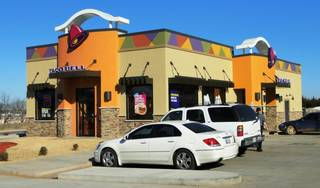 Will Lightfoot, of CB Richard Ellis-Oklahoma, handled the sale of several Taco Bell locations last year in Missouri and Illinois. Photo provided