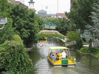 File photo of the Bricktown Canal by Steve Lackmeyer