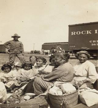 Fort Sill Apache Tribal members are descended from former prisoners of war at Fort Sill. The prisoners of war were released 100 years ago. PROVIDED - PHOTO PROVIDED