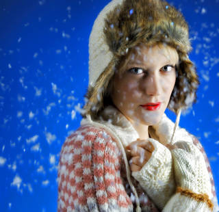 A warm hat and pair of mittens is a gift that will score you big points this Christmas. CHRIS LANDSBERGER