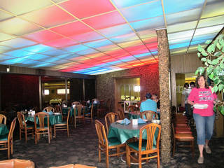 All the interior at GiaComo's in McAlester is original. DAVE CATHEY - THE OKLAHOMAN
