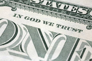 Faith-based investments sometimes cost more, but they can allow people motivated by their beliefs to rest easy knowing their money is with companies that align with their religious values. (©istockphoto.com/Jaap2)