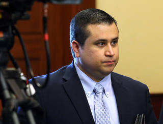 George Zimmerman was found not guilty Saturday in the February 2012 shooting death of Traybon Martin by a jury of six women in Sanford, Fla. Photo by The Associated Press