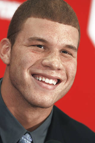 Blake Griffin Former OU standout