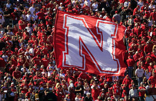 Nebraska and Colorado will both leave the Big 12 Conference after this season. AP PHOTO