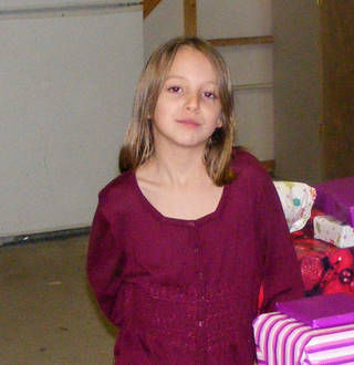 Alyssa Avila, seen in an undated photo provided by her family, was killed in an accident on a Wyandotte school playground in 2010. PROVIDED - PROVIDED