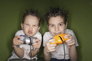 Don't worry when your kids play the newest video game. It can actually be good for them.