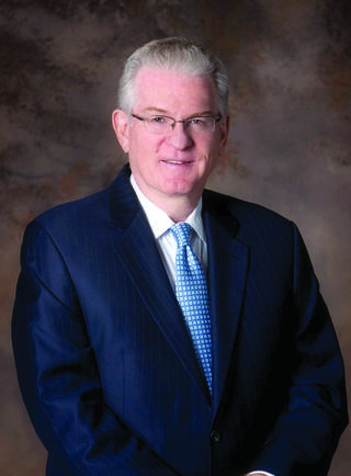 The Rev. Anthony Jordan, executive director-treasurer of the Baptist General Convention of Oklahoma. Photo provided