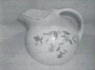 Autumn Leaf pattern was made by Hall China Co. Photo provided.