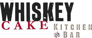 Logo for Whiskey Cake restaurant. - PROVIDED
