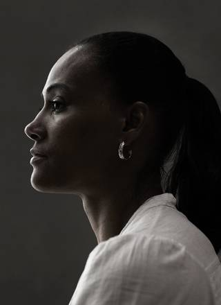 Marion Jones Photo provided