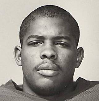 Former OU football player Tyrone Rodgers. Photo by The Oklahoman Archive
