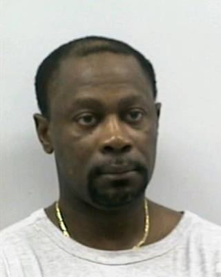 Albert Johnson in 2006. Provided Photo - Oklahoma Department of Corrections