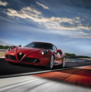 Fiat of Edmond expects to get its first Alfa Romeo 4C's in the showroom later this year. Photo provided