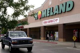 File photo of a Homeland store by Bryan Terry