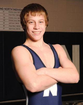 Edmond North's Derek White came up just short of a state championship at 119 pounds last season. PHOTO PROVIDED