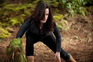 "Elizabeth Reaser appears in a scene from ""The Twilight Saga: Breaking Dawn - Part 2."" Summit Entertainment photo"