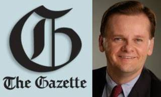 A veteran reporter and editor from The Oklahoman, Joe Hight, will be named as The Gazette's editor after the acquisition. Hight has 30 years of journalism experience. He also concentrated on the online development of NewsOK.com.