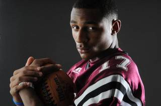 OU signee Trey Metoyer is likely to miss the start of practices with the Sooners. Metoyer is taking classes at Tyler Junior College in an effort to qualify academically. PHOTO COURTESY TYLER MORNING TELEGRAPH Jaime R. Carrero
