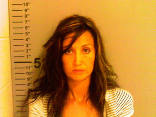 Michelle Diane McCutchan Courtesy of McIntosh County Jail