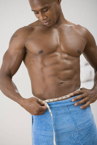 BMI is an estimate. It may overestimate body fat in highly muscled individuals. Comstock Images