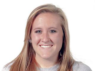 2012 SPRING HIGH SCHOOL SPORTS MUG: Westmoor Melaney Anderson on Wednesday, Feb. 15, 2012, in Oklahoma City, Okla. Photo by Chris Landsberger, The Oklahoman