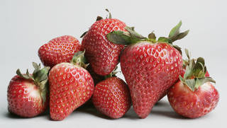 Strawberries for YOU section. BY JACONNA AGUIRRE/THE OKLAHOMAN.