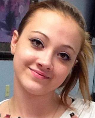 Alina Fitzpatrick, 17, went missing Nov. 4. Police said Tuesday a body found last week in rural northeast Oklahoma City was Fitzpatrick's. Provided