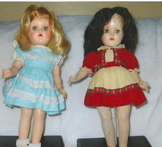 Toni dolls were made from 1949 to 1953. Photo provided