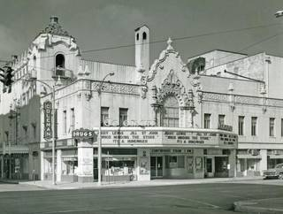 Miami's Coleman Theater Photo provided by the Oklahoma History Center Oklahoma History Center