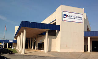 The 93,000 square-foot Holt Campus in Yukon is the temporary site for students who would have attended classes at Canadian Valley Technology Center's El Reno campus. A May 31 tornado destroyed nearly 90 percent of the El Reno campus. PHOTO PROVIDED PROVIDED