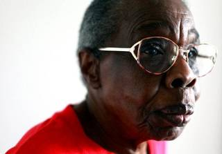 """Mary Upshaw McClendon, 87, founded the Household Workers Organization in 1969. The new movie """"The Help"""" highlights the plight of women who worked cleaning the homes of others at a time when that was almost the only job available for them. McClatchy-Tribune photo REGINA H. BOONE"""
