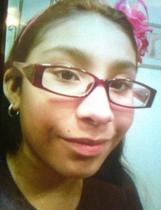 Jasmen Gonzalez, 10, of Oklahoma City, was reported missing Saturday night in Carrollton Texas. Her family said they were visiting relatives in the area and think the girl might have wandered away in her sleep.