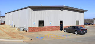 Victory EMS is at 1275 N Air Depot in Midwest City. Photo by Paul B. Southerland, The Oklahoman PAUL B. SOUTHERLAND - PAUL B. SOUTHERLAND