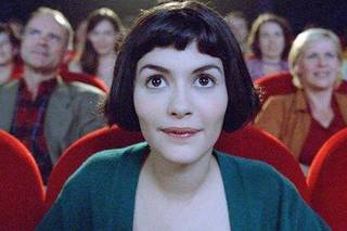 """Audrey Tautou plays the character for which the film """"Amelie"""" is named for. If you're considering a dinner and a movie date, this French film is as romantic as it gets. - PROVIDED"""