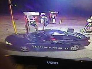 About 9 p.m. Tuesday, two men driving a dark colored, late model Ford Mustang fired shots at two homes on the 2600 block of S Luther Road in Harrah, according to a news release.