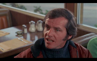 """Five Easy Pieces,"" starring Jack Nicholson, is one of the great older titles recently added by the Amazon Prime streaming video service."