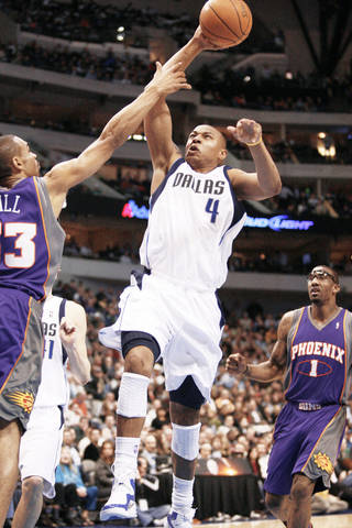 The Mavericks added Caron Butler, who should be a scoring option to complement Dirk Nowitzki. AP Photo