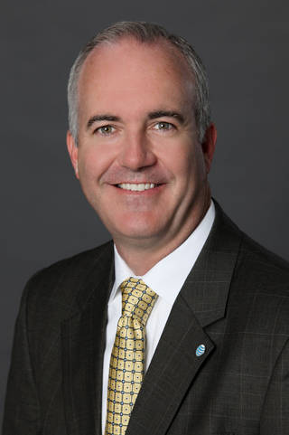 Bryan Gonterman is president of AT&T Oklahoma.