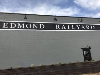 Edmond's Railyard is nearly at full capacity with this weekend's grand opening of the 1884 Bar. [Dave Cathey/The Oklahoman]